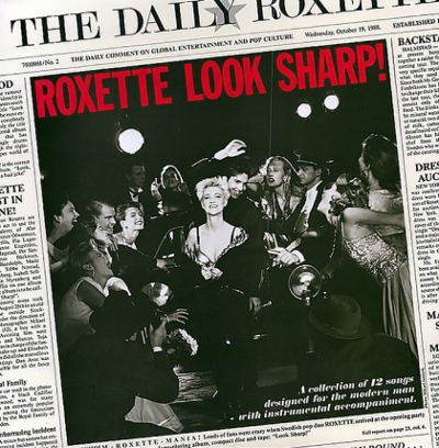 Roxette - Look Sharp! (2CD, Reedice 2018)