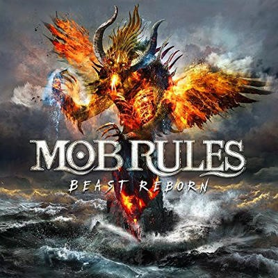 Mob Rules - Beast Reborn (2LP+CD, 2018)