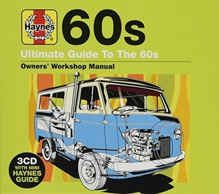 Various Artists - Haynes Ultimate Guide To 60s (3CD, 2018)