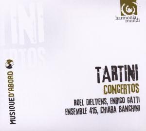 Giuseppe Tartini - Concerti /Ensemble 415