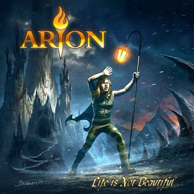 Arion - Life Is Not Beautiful (Limited Blue Vinyl, 2018) - Vinyl