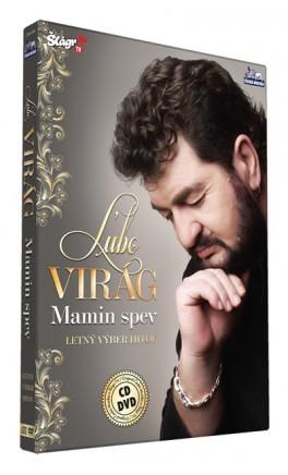 Lubo Virag - Mamin spev/CD+DVD