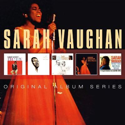 Sarah Vaughan - Original Album Series (Edice 2015)