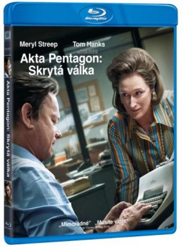 Film/Drama - Akta Pentagon: Skrytá válka (Blu-ray)