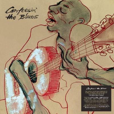 "Various Artists - Confessin' The Blues (2018) /5x 10"" Vinyl BOX (2018)"
