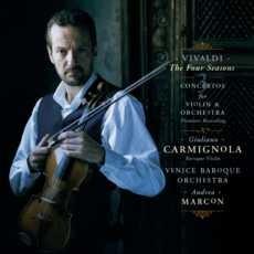 Antonio Vivaldi - Four Seasons - 3 Concertos For Violin & Orchestra