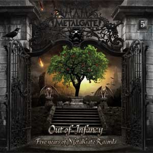 Various Artists - Out of Infancy /5 Years of Metal Gate Records