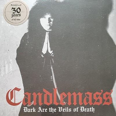 "Candlemass - Dark Are The Veils Of Death (Single, 2017) – 7"" Vinyl"