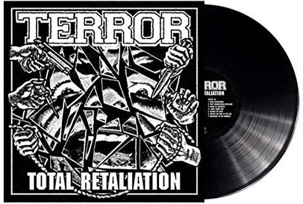 Terror - Total Retaliation (2018) - Vinyl