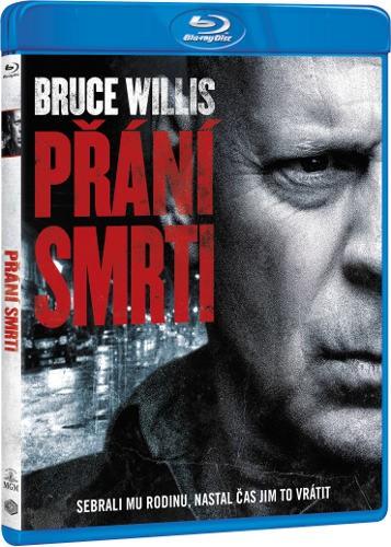 Film/Akční - Přání smrti (Blu-ray)