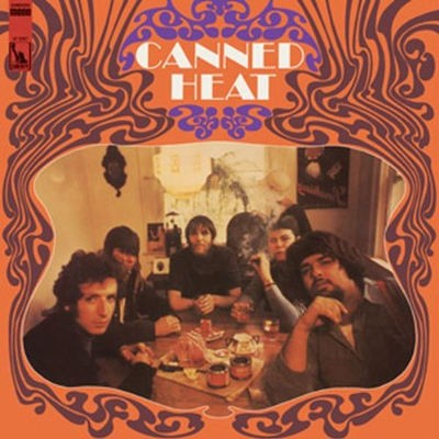 Canned Heat - Canned Heat (Mono Edition 2011) - 180 gr. Vinyl