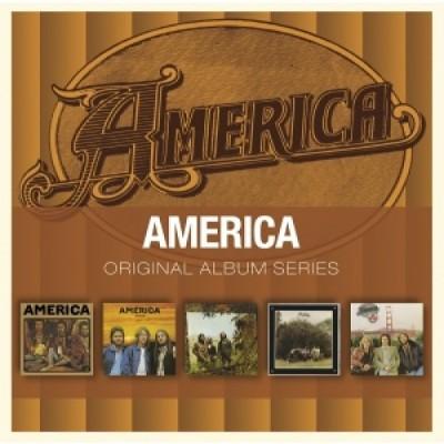 America - America / Homecoming / Hat Trick / Holiday / Hearts HEARTS-5RADOVEK