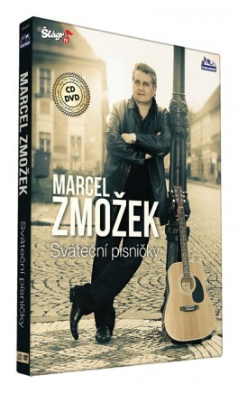 Marcel Zmožek - Sváteční písničky CD+DVD
