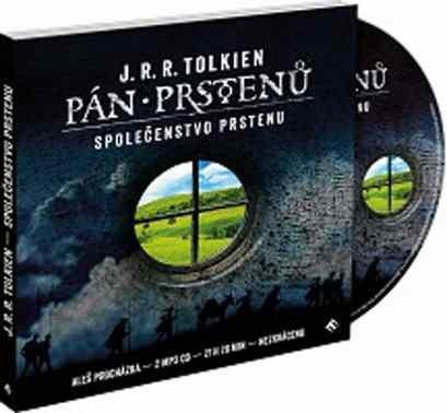 J.R.R. Tolkien - Pán prstenů: Společenstvo Prstenu/MP3