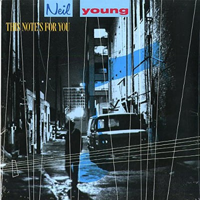 Neil Young - This Note's For You (Reedice 2018) - Vinyl