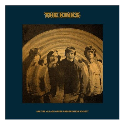 """Kinks - Kinks Are The Village Green Preservation Society (3LP+5CD+3x7"""" Singles) /Limited 7INCH"""