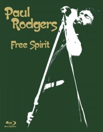 Paul Rodgers - Free Spirit (Blu-ray, 2018)
