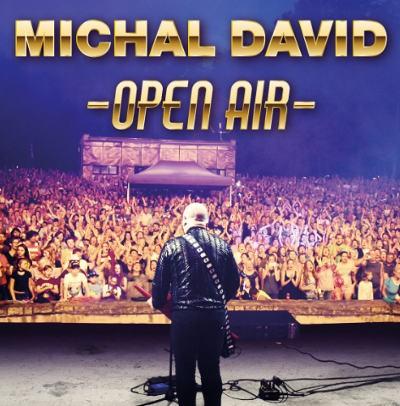 Michal David - Open Air (2018)
