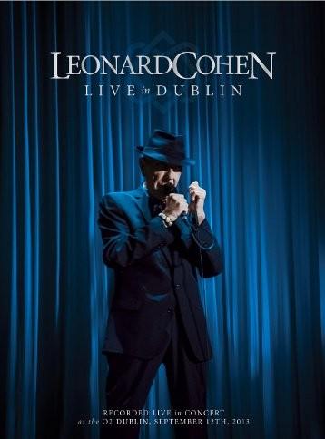 Leonard Cohen - Live in Dublin (Box-Set-3CD+BRD)