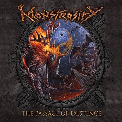 Monstrosity - Passage Of Existence (Limited Coloured Vinyl, 2018) - Vinyl