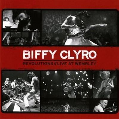 Biffy Clyro - Revolutions: Live At Wembley (CD + DVD)