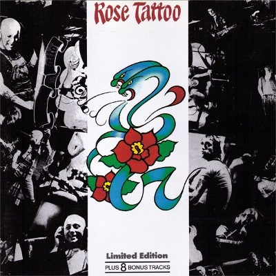 Rose Tattoo - Rose Tattoo (Limited Edition)