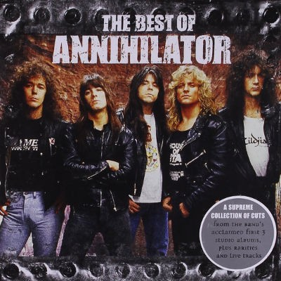 Annihilator - Best Of Annihilator