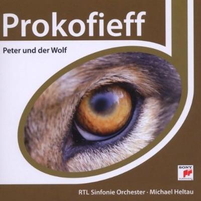 Sergej Prokofjev, Leopold Mozart - Peter Und Der Wolf / Kindersinfonie