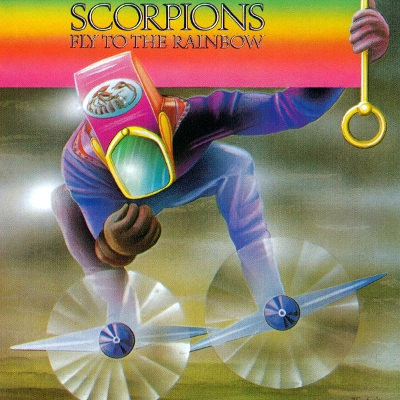 Scorpions - Fly To The Rainbow (Edice 1988)