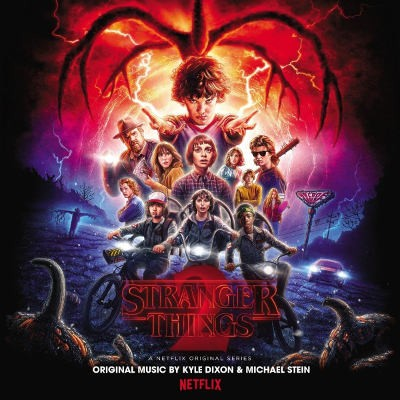 Soundtrack / Kyle Dixon, Michael Stein - Stranger Things 2 (A Netflix Original Series, 2017) - Vinyl
