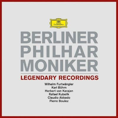Berlínští filharmonici - Legendary Recordings (6LP BOX, 2018) - Vinyl