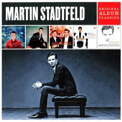 Martin Stadtfeld - Martin Stadtfeld - Original Album Classics (5CD BOX 2018)