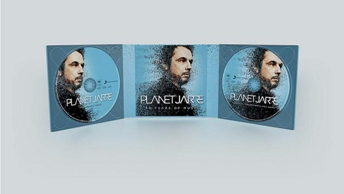 Jean-Michel Jarre - Planet Jarre (Digipack, 2018)