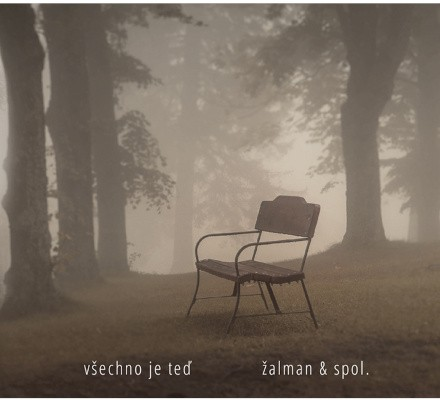 Žalman & spol. - Všechno je teď (Digipack, 2021)