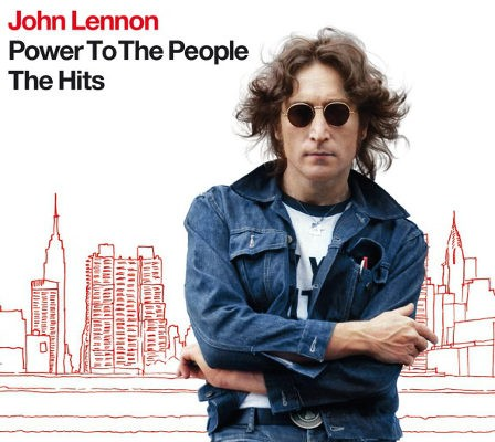 John Lennon - Power To The People: The Hits (Experience Edition, CD+DVD, 2010)