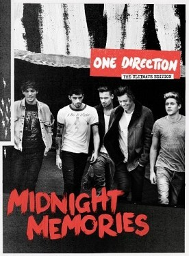 One Direction - Midnight Memories/Deluxe Edice