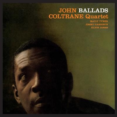 John Coltrane Quartet - Ballads (+ 1 bonus track ) - 180 gr. Vinyl