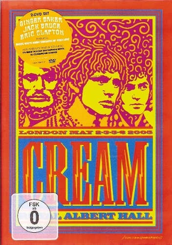 Cream - Royal Albert Hall - London (May 2-3-5-6 05)