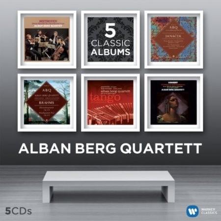 Alban Berg Quartett - Alban Berg Quartett - 5 Classic Albums
