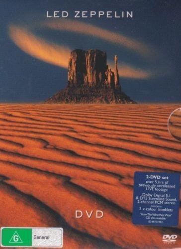 Led Zeppelin - Led Zeppelin: DVD