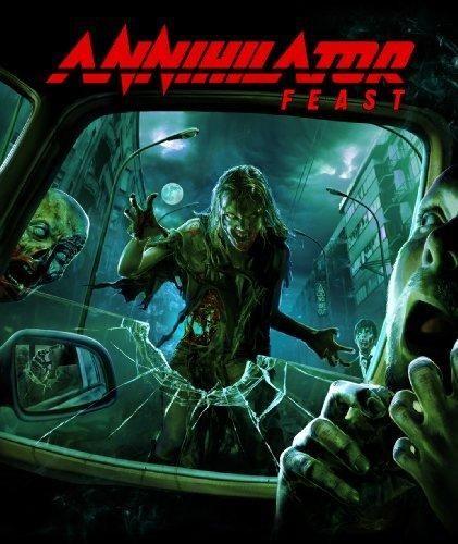 Annihilator - Feast (2CD+DVD)