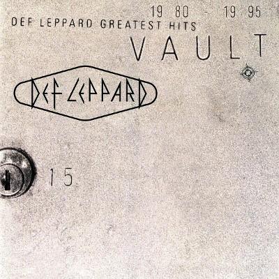 Def Leppard - Vault: Def Leppard Greatest Hits 1980-1995 (Edice 2018) - Vinyl