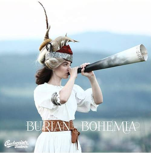 Jiří Burian - Bohemia (2013)