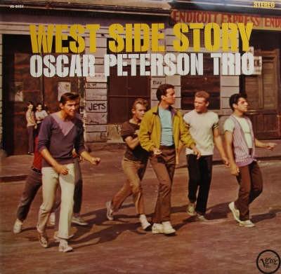 Oscar Peterson Trio - West Side Story - 180 gr. Vinyl