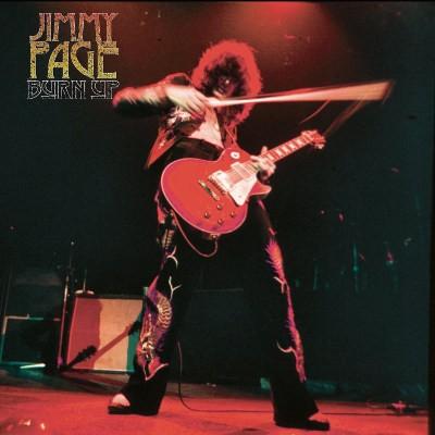 Jimmy Page - Burn Up (Red Vinyl) - 180 gr. Vinyl