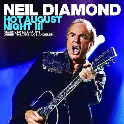 Neil Diamond - Hot August Night III (2CD+Blu-ray, 2018)