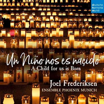 Joel Frederiksen - Un Niňo Nos Es Nascido - A Child For Us Is Born (2018)