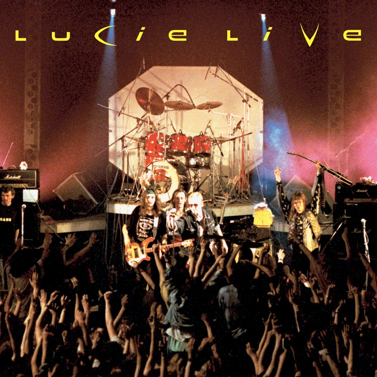 Lucie - Lucie Live 1+2