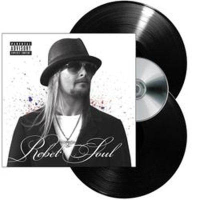 Kid Rock - Rebel Soul (2LP + CD)