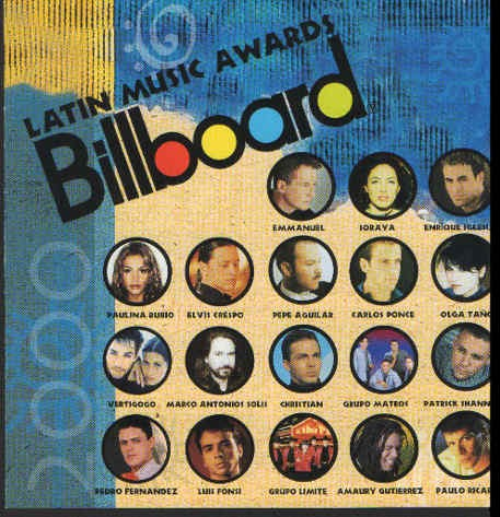 Various Artists - Billboard Latin Music Award 2000